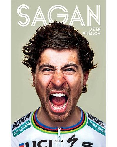 Az én világom Peter Sagan Scolar Kiadó könyv