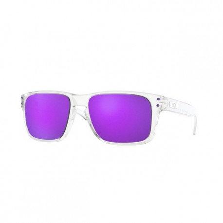 OAKLEY Holbrook XS Pol Clear w/ PRIZM Violet  - sportszemüveg