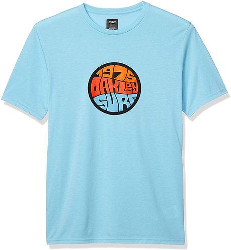 OAKLEY GRAFFITI 1975 T-Shirt 2020 aviator blue - Póló