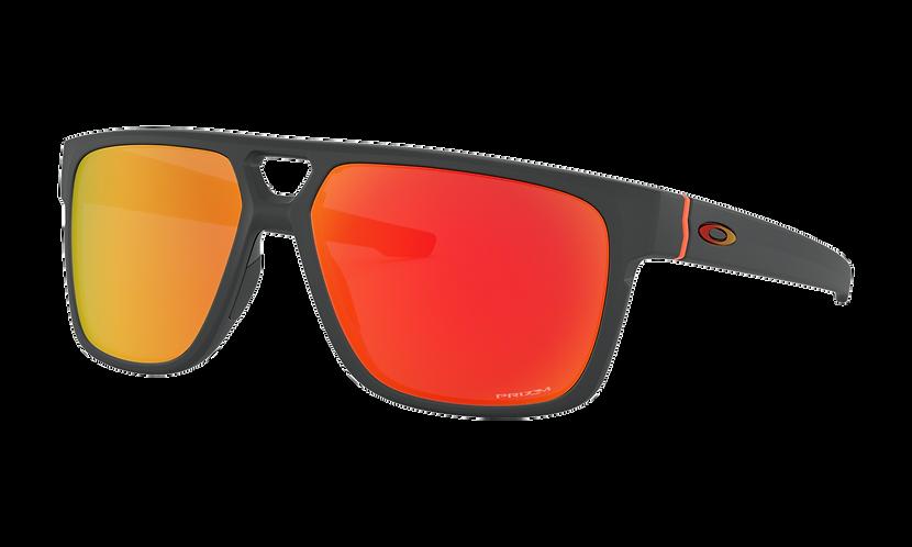 Crossrange Patch Matte Carbon / PRIZM Ruby lens - sportszemüveg
