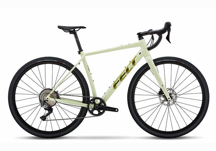 Felt Breed 30 Gravel Bike Satin Glow green - Gravel kerékpár