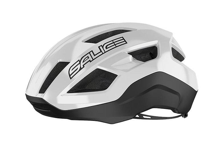 Salice Vento helmet - Aero Sisak Fehér Fekete