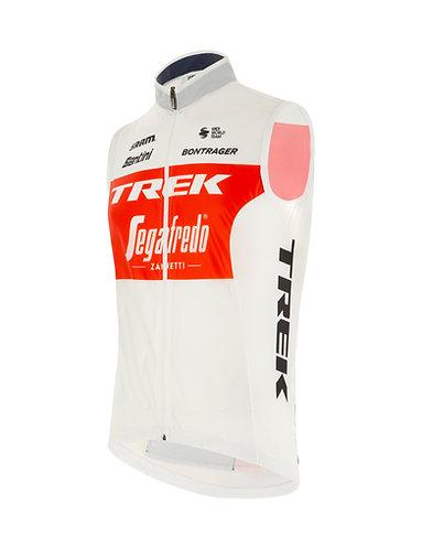 Santini TREK-SEGAFREDO 2021 WIND VEST - Kerékpáros szélmellény