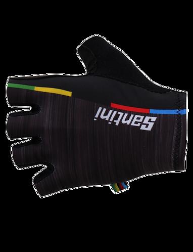 UCI Cycling gloves black - UCI Kerékpár kesztyű