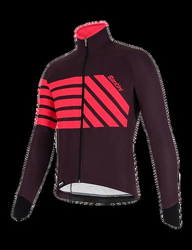Santini SVOLTA - JACKET VINEYARD - Kerékpáros kabát