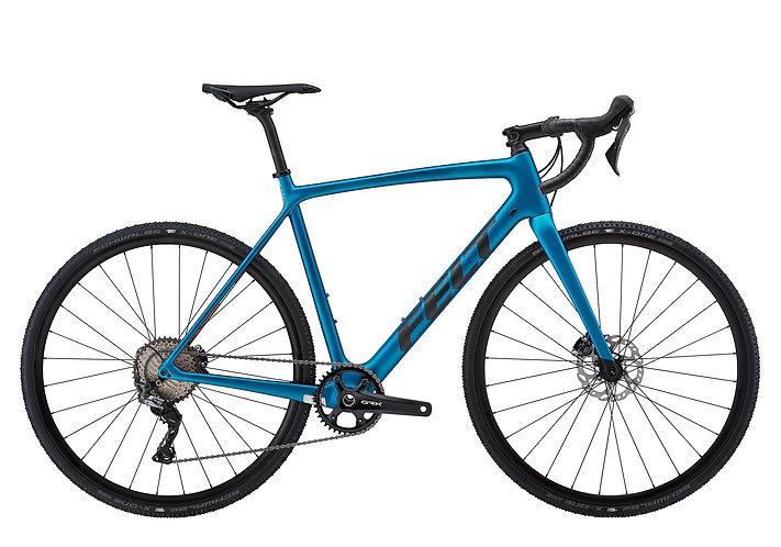 Felt FX ADV+ GRX 800 AQUA- Cyclocross kerékpár