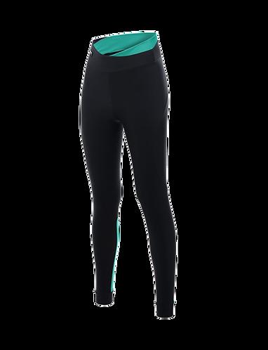 Santini Sfida Thermal Tights Women Water - Kerékpáros Női nadrág