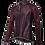 Thumbnail: Santini Fine Windbreaker Jacket Bordeaux - Szélálló kerékpáros kabát