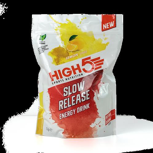 High5 Slow Release Energy Drink Citrus 1,0kg (25adag)