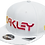 Thumbnail: OAKLEY Oakley 6 PANEL GRADIENT HAT White - Sapka