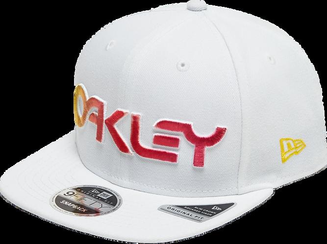 OAKLEY Oakley 6 PANEL GRADIENT HAT White - Sapka