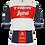 Thumbnail: Santini TREK-SEGAFREDO 2020 - FAN LINE JERSEY - Kerékpáros mez