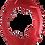 Thumbnail: absoluteBLACK OVAL 110 BCD 50-52 black road - Országúti OVAL lánctányér