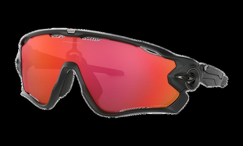OAKLEY Jawbreaker Matte Black / PRIZM Trail Torch lens - Sportszemüveg