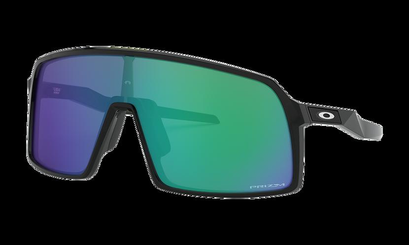 OAKLEY Sutro Polished Black / PRIZM Jade lens - Sportszemüveg
