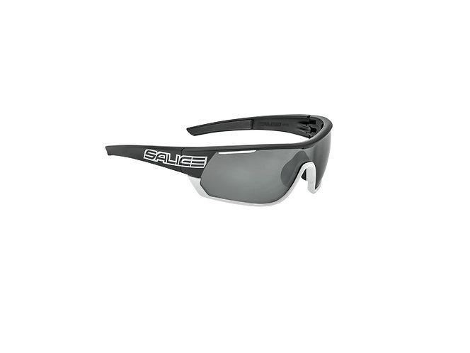 Salice 016 RWX fekete-Fehér kerékpáros napszemüveg
