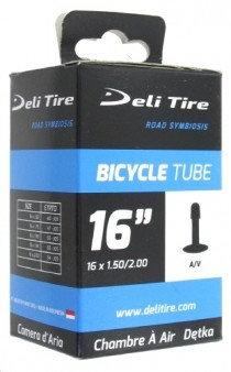"""Deli Tire 16""""X1.50/2.00 Autószelepes (Av). 35mm Dobozos Belső"""