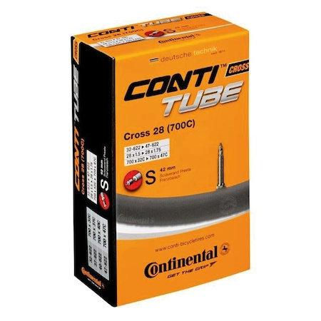 Continental Cross 28 (700 x 32/47)  kerékpár belső gumi (42 mm)