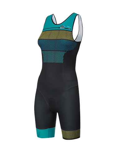 Santini SLEEK 776 2019 - TRISUIT WOMEN WATER - Női Tri ruha