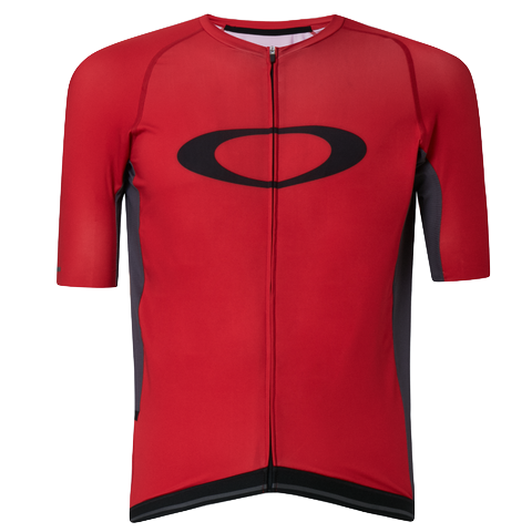 Oakley Icon Jersey 2.0 High risk red - Kerékpáros mez
