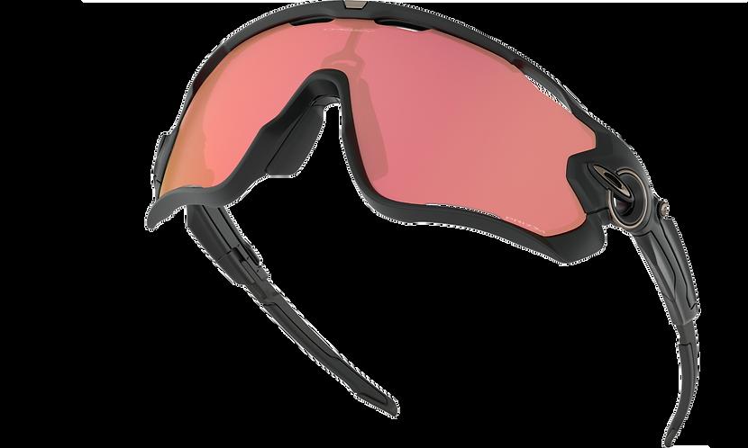 OAKLEY Jawbreaker Matte Black - PRIZM Snow Torch Lens - Sportszemüveg