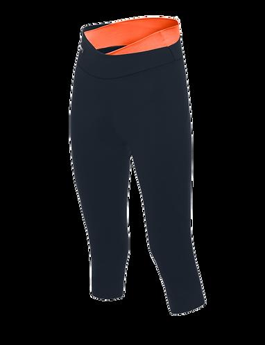 Santini Sfida 3/4 Tights Women Orange - Kerékpáros Női nadrág