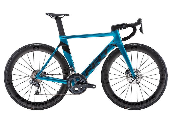 Felt 2021 AR ADV DISC ULTEGRA Di2 Aquafresh 2021 - Aero országuti kerékpár