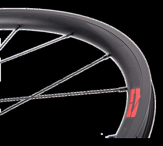 Progress Sonic Clincher wheelset - Kerékszett, Peremes
