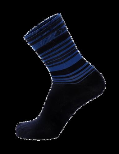 Santini PRLX - SOCKS BLUE NAVY - Kerékpáros téli zokni