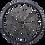 Thumbnail: Zipp 202 firecrest carbon clincher front wheel - Első kerék, peremes