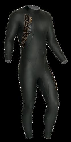 Camaro blacktec skin 2.0 overall wetsuit men - Férfi neoprén ruha