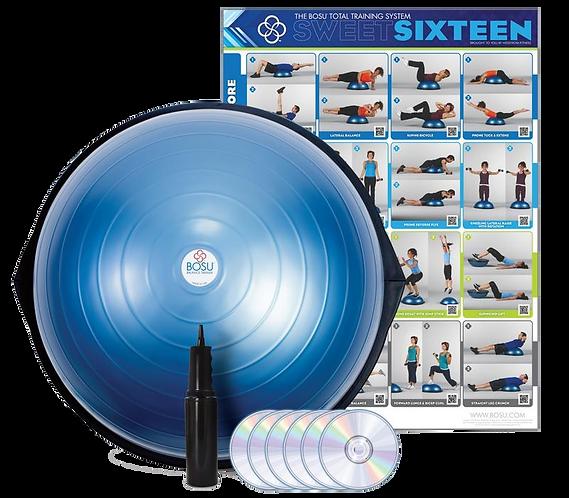 BOSU® Balance Trainer HOME Blue - Egyensúly Tréner kék