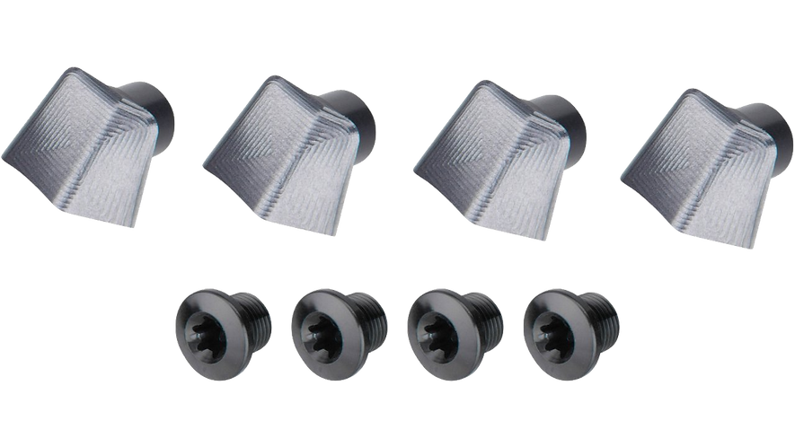 absoluteBLACK bolt&covers SH6800-9000 Grey - lánctányér csavar&takaró