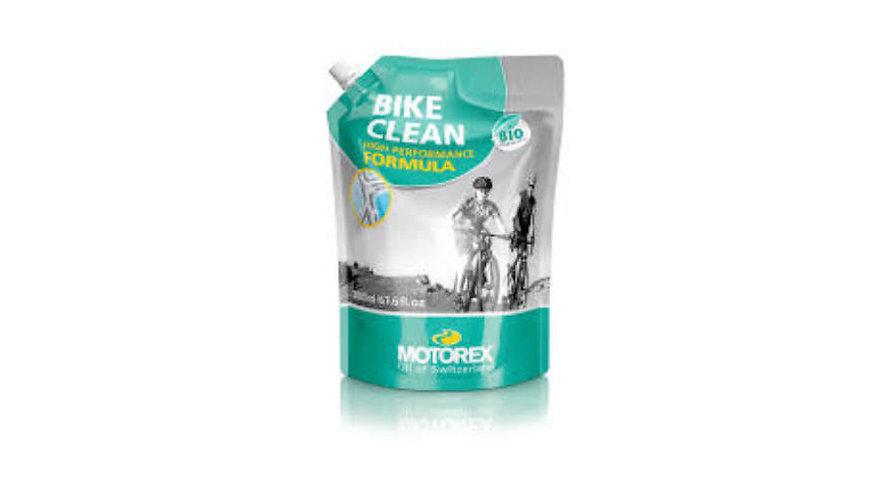 Motorex BIKE CLEAN kerékpártisztító utántöltő tasak 2 liter