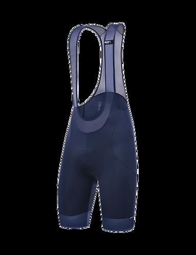 Santini SCATTO - BIB SHORTS NAVY BLUE - Kantáros nadrág