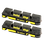 Thumbnail: DT Swiss FlashPro Black Prince Brake Pads/Carbon Rims -fékpofa szett
