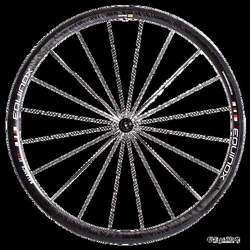 EQUINOX RT33 Tubular(szingó) Carbon wheelset / Kerékszett