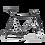 Thumbnail: B&W Anti Shock Frame - Kerék szállító váz