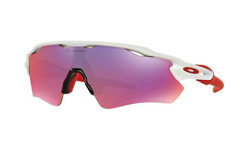 Oakley Radar EV Path Polished White / Prizm Road - sportszemüveg