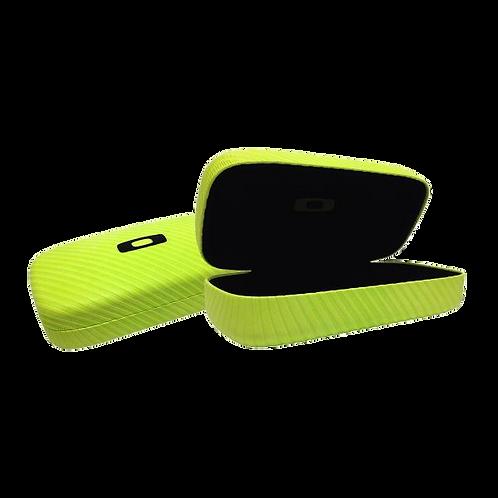 Oakley Square O Neon Yellow Hard Case - Szemüveg tartó