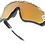 Thumbnail: OAKLEY Jawbreaker Splatter White / 24k Iridium lens - Sportszemüveg