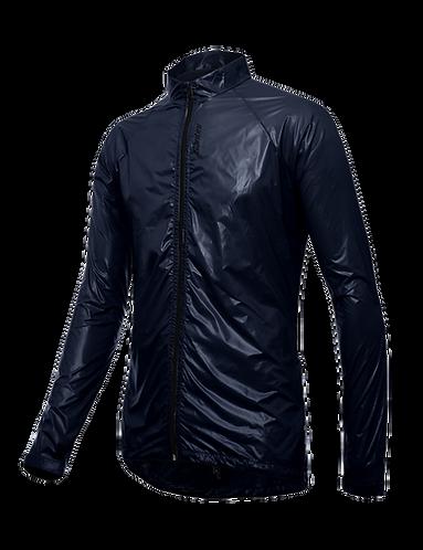 Santini MARZO - WINDBREAKER BLUE NAVY - Szélálló kerékpáros kabát