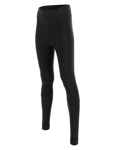 Santini alba - tights - Női Kerékpáros nadrág fekete