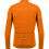 Thumbnail: Santini CLASSE - THERMAL JERSEY FLASHY ORANGE - Kerékpáros pulcsi
