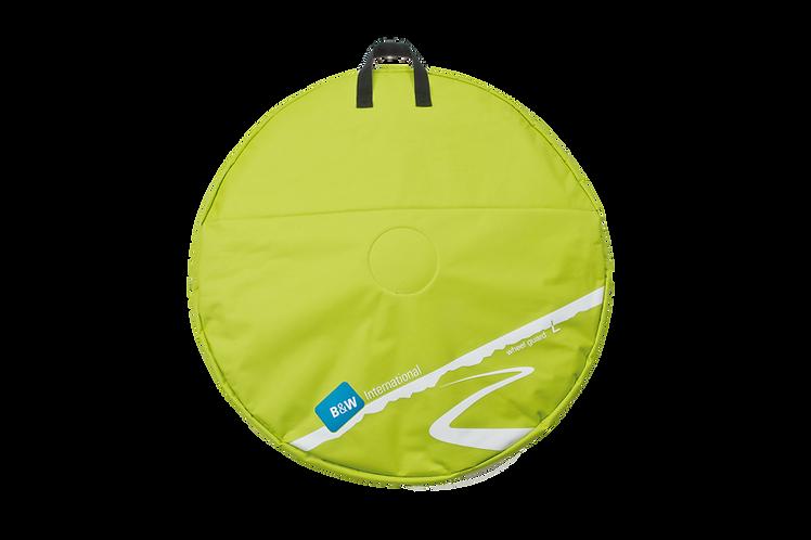 B&W Cwheel guard L Green - Kerék szállító táska