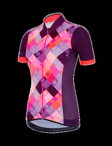 Santini Ironman DEA 2019 - CYCLING JERSEY WOMAN - Kerékpáros mez hölgyeknek