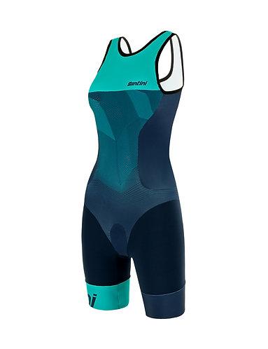 Santini IMAGO water - Női Triatlonos egyberuha