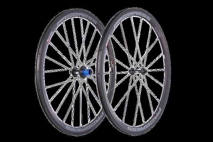 Progress Airspeed 38 wheelset - Kerékszett