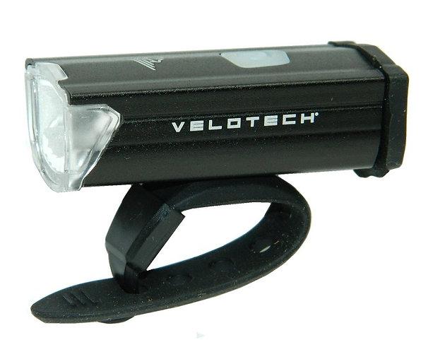 Velotech  ALU MIDI USB első lámpa