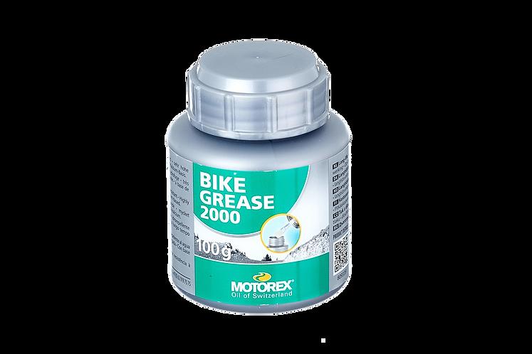 MOTOREX BIKE GREASE 2000 - Zöld zsír